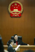 In high-profile trial, China&#39;s party bosses will dictate result  Read more here: http://www.kansasc