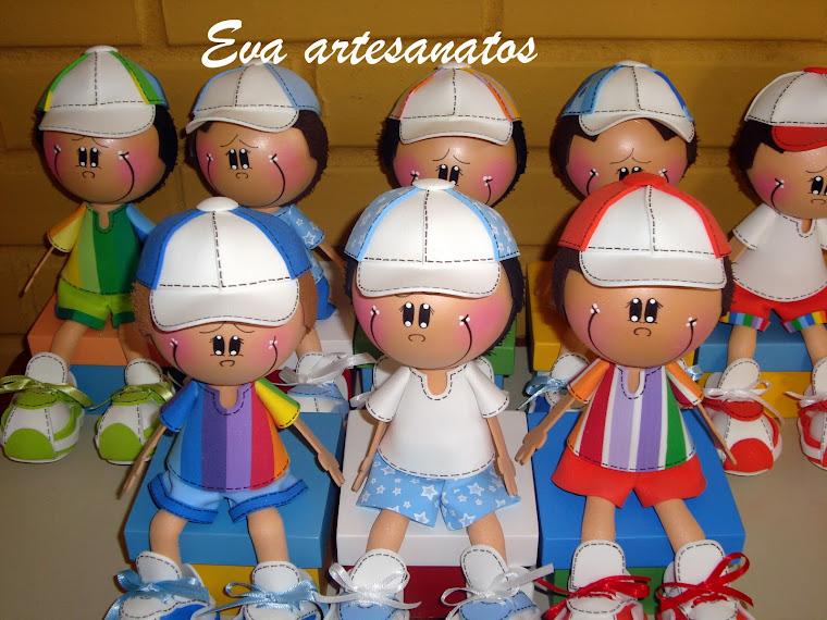 EVA artesanatos