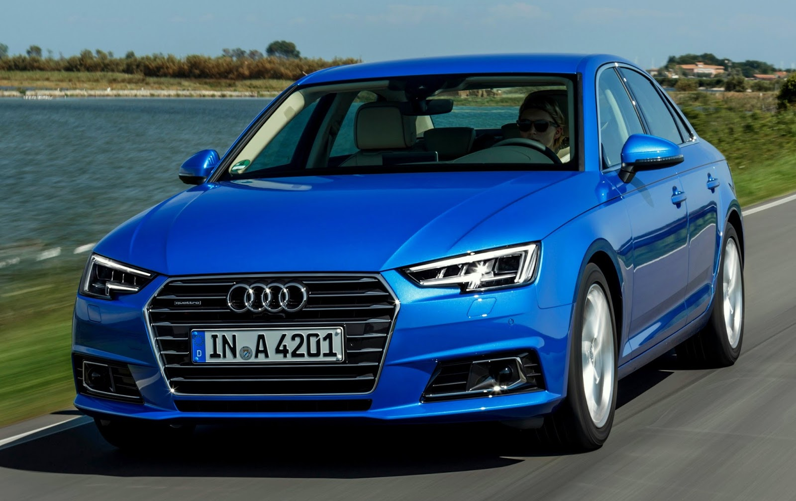 Quick look 2017 audi a4 w pricing info