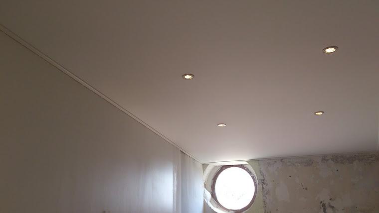 poseurs agrees plafond tendu