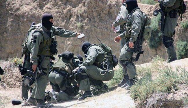 حصريا........اولى صور الهجوم الذي اودى بحياة عشرات الجنود التونسيين