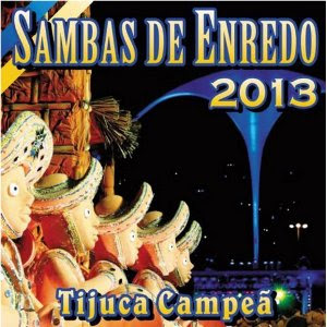 Sambas de Enredo 2013 – Rio de Janeiro download