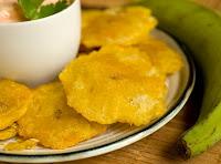 Patacones Colombianos (vegana)