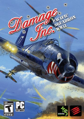 Damage Inc Pacific Squadron WWII SKIDROW