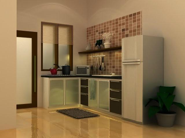 Dapur rumah minimalis sederhana 7