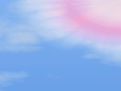 Imagenes infantiles de cielo para imprimir