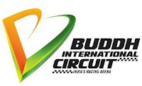 Indian GP Logo - Buddh International Circuit