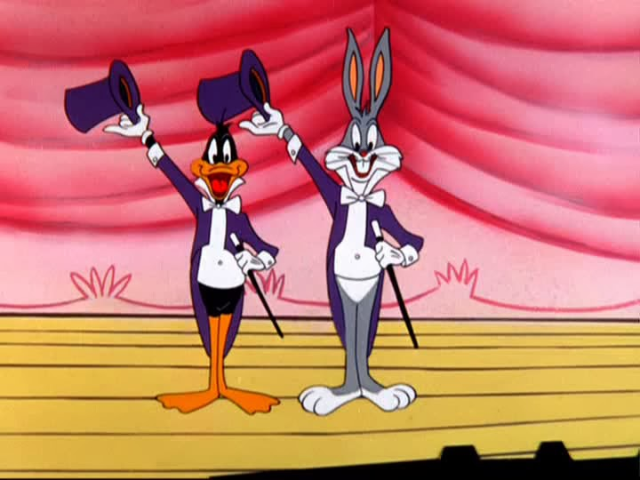 Daffy Duck And Bugs Bunny Show Greenbriar Picture Sho...