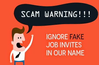Is it a fake job scam?