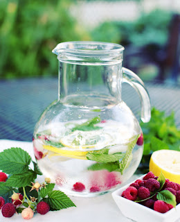 wholefoods diet organic fruits vegetables water infusion