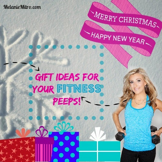 Gifts for someone into fitness, Womens fitness gift ideas, melanie mitro