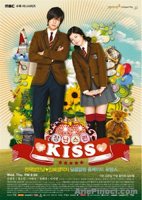 Drama Korea Naughty Kiss