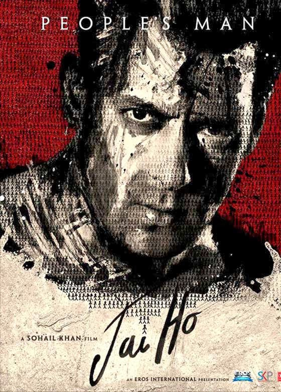 Jai Ho First Look Poster - Salman Khan