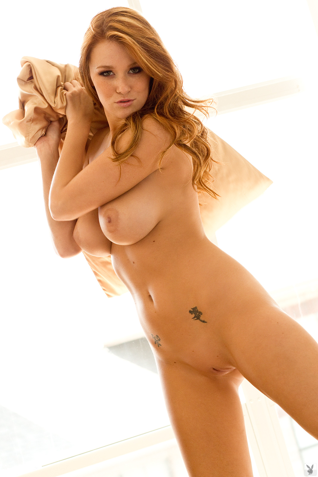 Leanna Decker Cybergirl Of The Month
