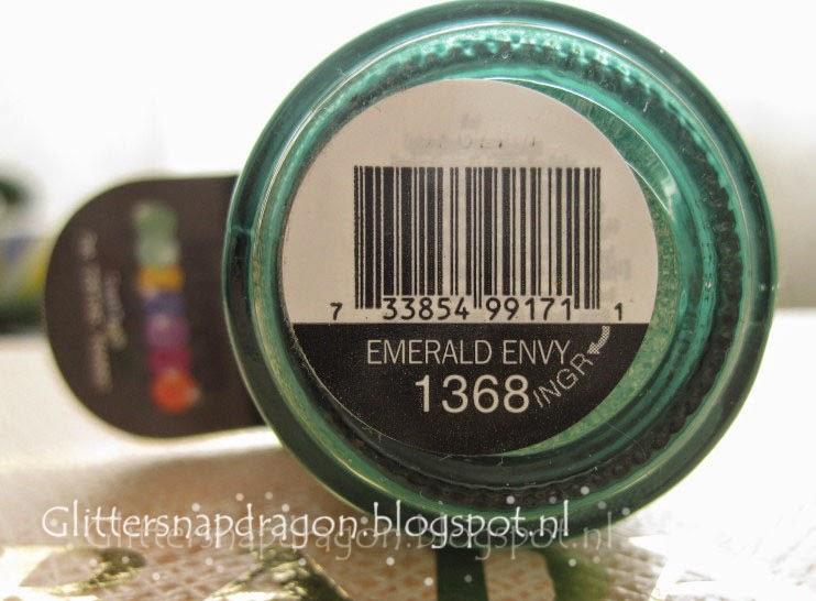 Sinful Colors Emerald Envy