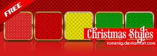 estilos navideños