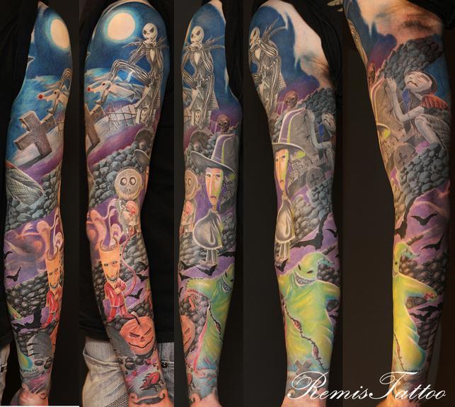 Freakshow Project: Tattoorsday - Koszmar tuż przed świętami...