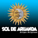 """LOJA  DE ARTIGOS RELIGIOSOS """"SOL DE ARUANDA""""- ESSA EU CONFIO!"""
