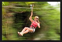 Extreme Ziplining