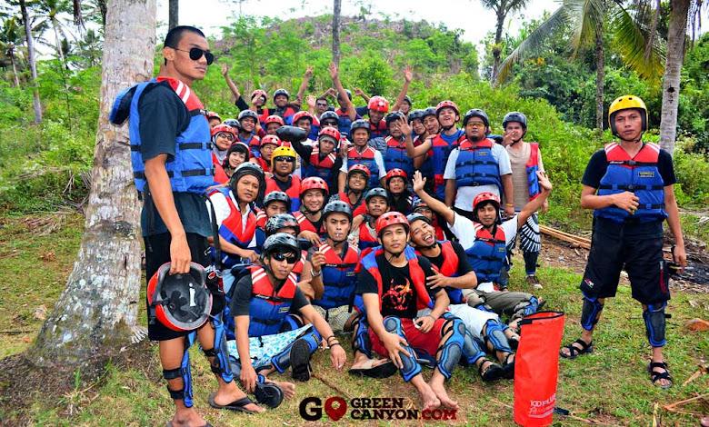 perlengkapan body rafting