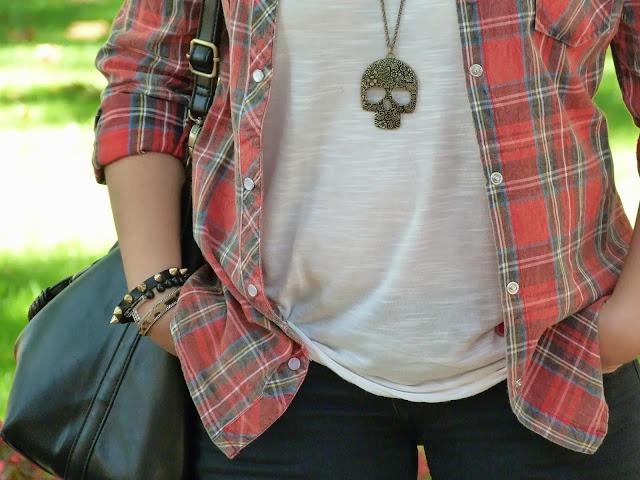 camisa tartan 4