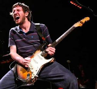 Джон Фрусчанте - лучший гитарист современности по версии радиостанции BBC 6 Music