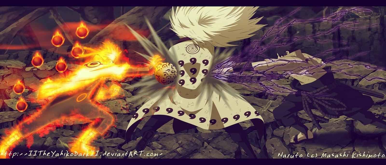 Naruto chap 679 Trang 17