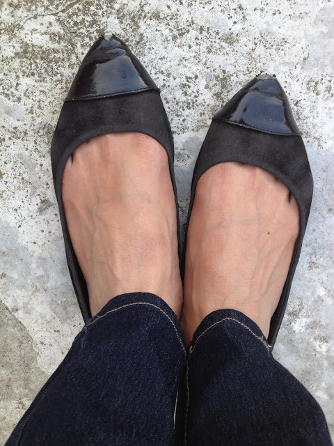 My Worn Off Shoes from Primark