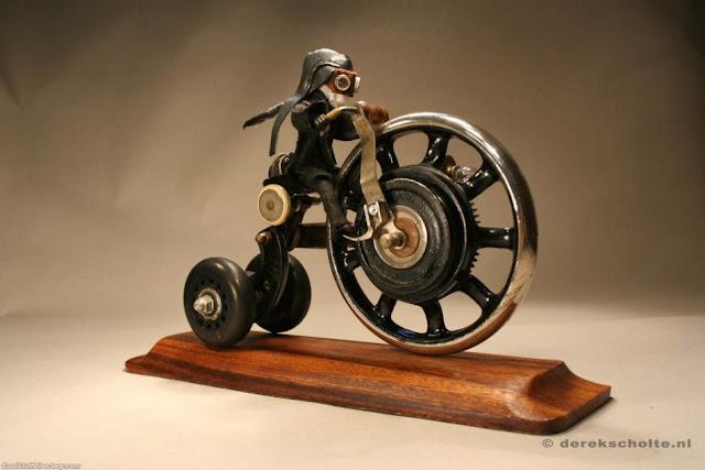 Vesper's velocipede