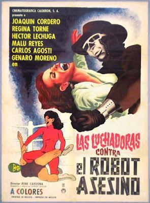Luchadoras contra el Robot Asesino