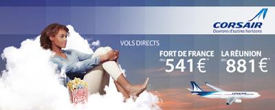 Promo voyage Antilles Novembre 2015