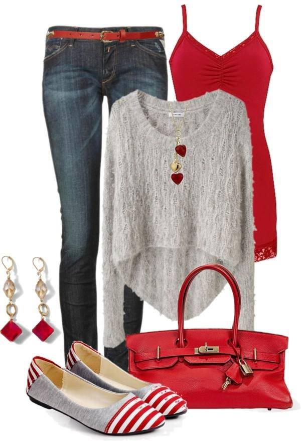 Ladies winter outfit collection