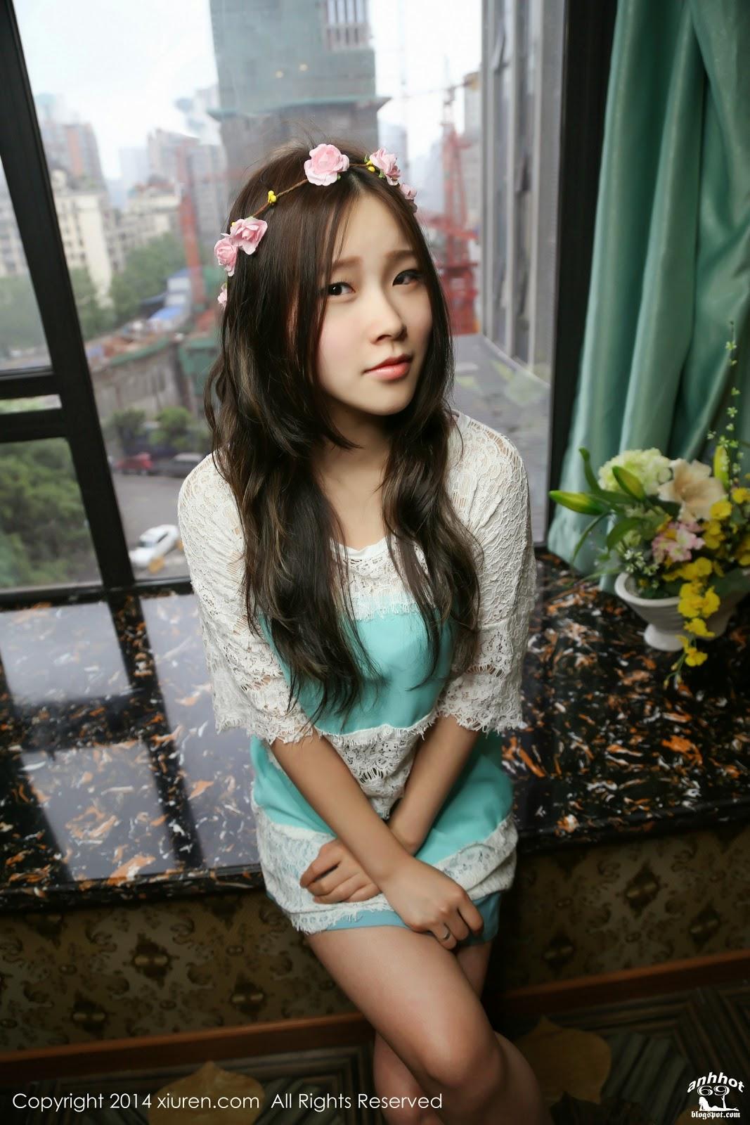 Xiuren 1N00142 - Lily_0001