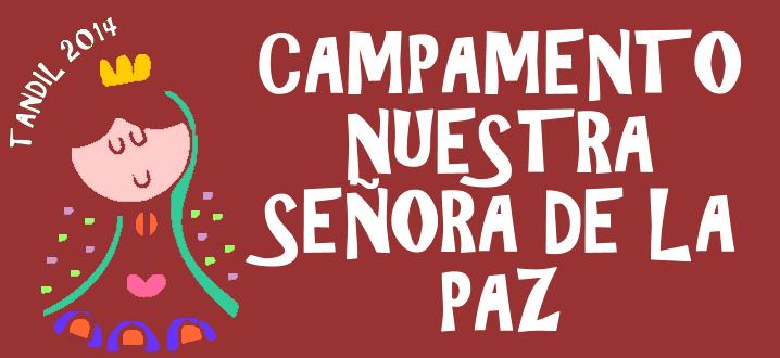 CAMPAMENTO TANDIL 2014