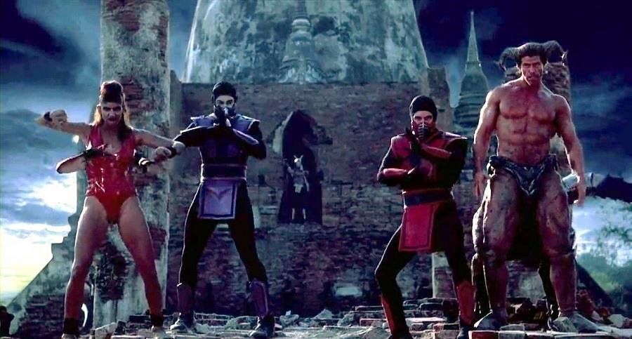Mortal Kombat 2 - A Aniquilação Torrent