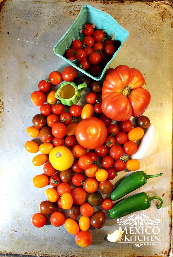 how to make tomato salsa at home