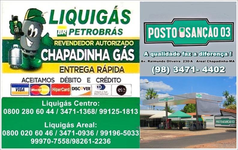 Chapadinha Gás