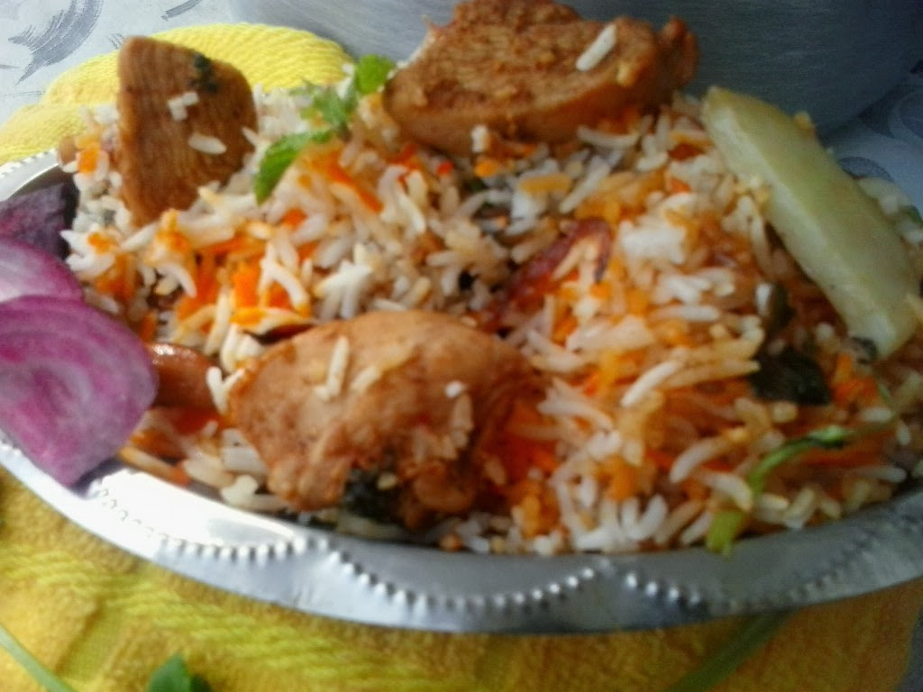 Chicken biryani muslim style - photo#22