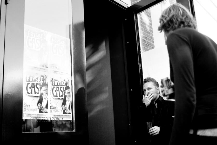 Michelle's Fotoblog: CD-presentatie van de Fryske Cash