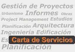 BLOG DE NOTICIAS Y ACTIVIDADES Carta de Servicios