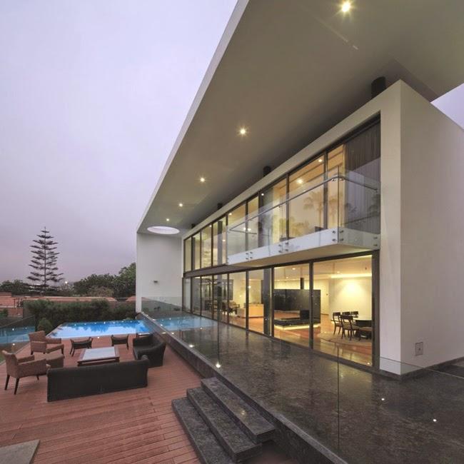 casas minimalistas y modernas casa minimalista en lima