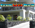 Escape Lava Beach Guia