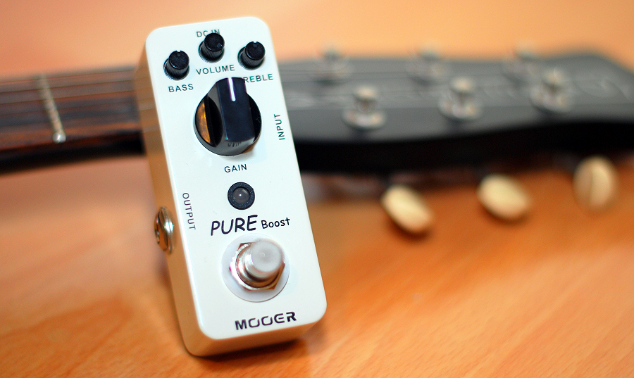 Clean Boost Pedal: A Prerequisite to Add Extra Flavor In Guitar Tone