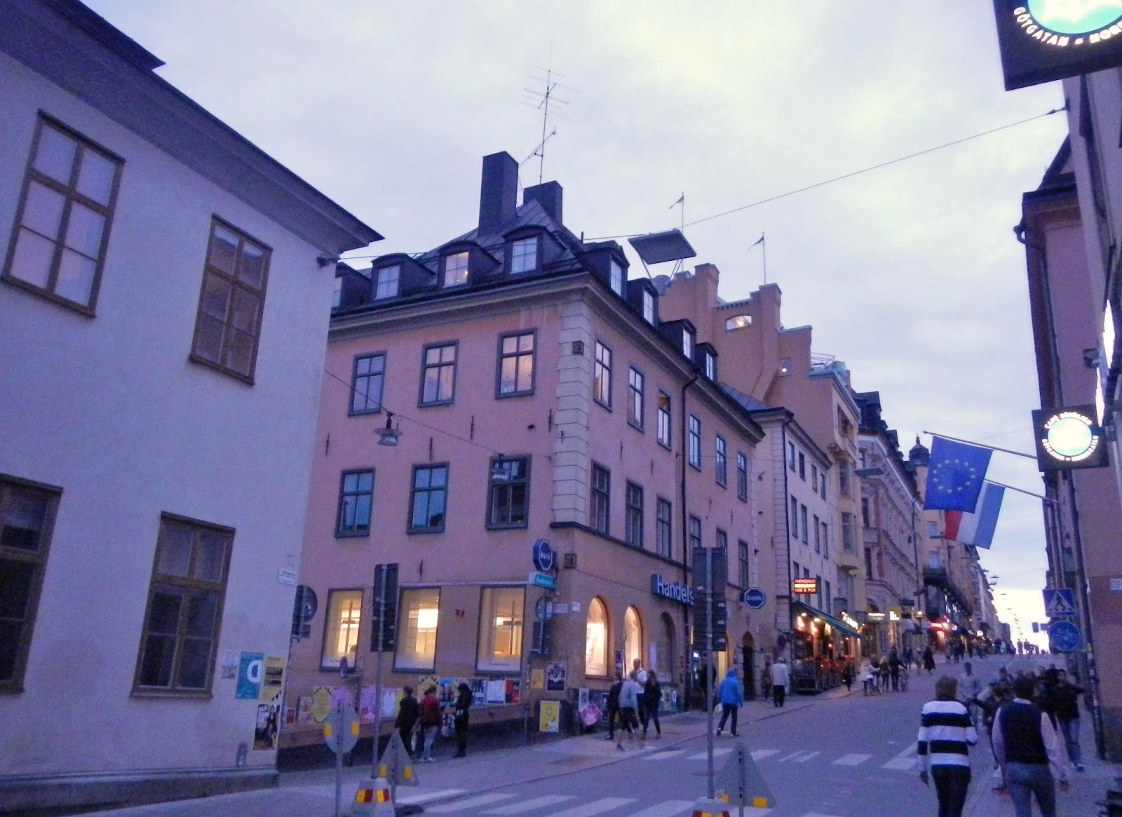 Sodermalm, Sweden