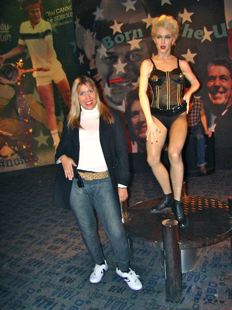 MADAME TUSSAUDS - SUPER MADONNA