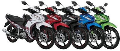 Varian Warna All New Jupiter Z1