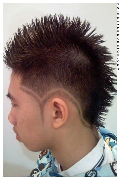 Mens hairstyle awe-inspiring