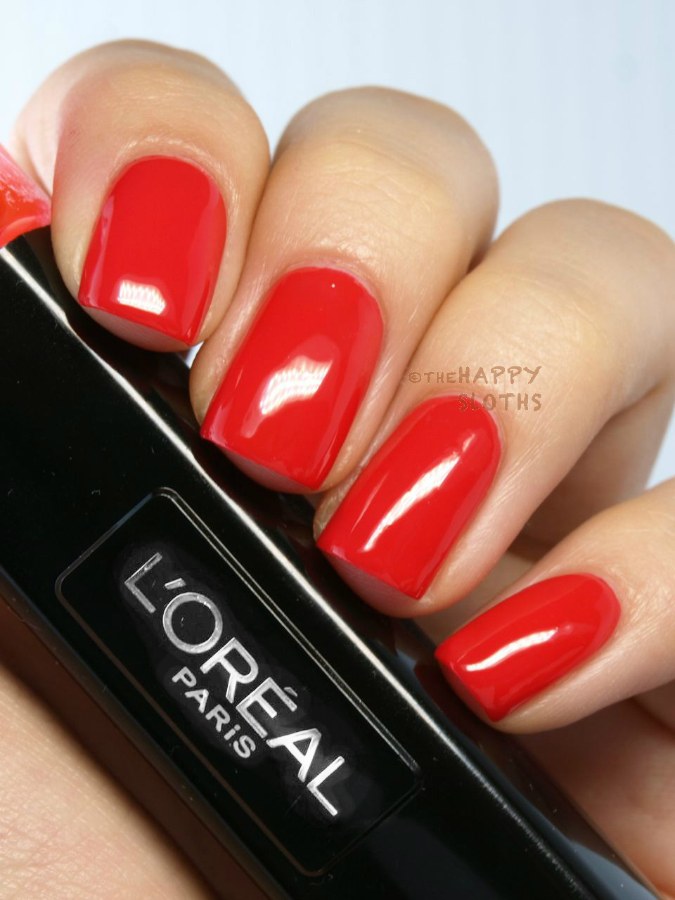 L'Oreal Infallible 2-Step Nail Color: Review and Swatches