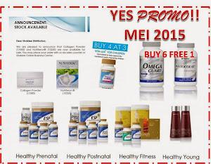 Promosi May 2015