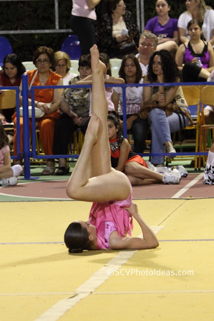 Rhythmic Gymnastics floor exercises V